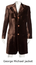 George Michael jacket