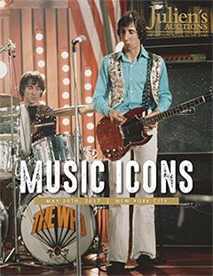 Music Icons 2017 Catalog