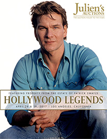 Estate of Patrick Swayze Catalog