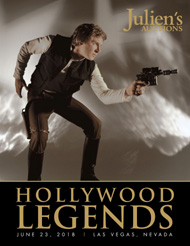 Hollywood Legends Auction Catalog