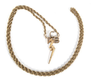 Elvis Presley Chain Necklace