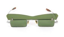 John Lennon's Metal Frame Sunglasses