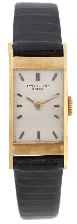 Le Coulte Gold Watch