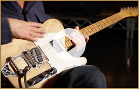 Historic Fender Telecaster: Robbie Robertson Talks About The Evolution of the Guitar