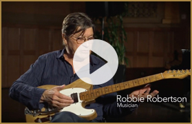 Historic Fender Telecaster: Robbie Robertson Up On Cripple Creek