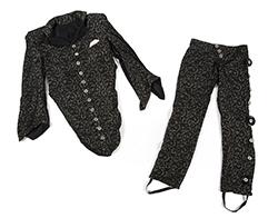 Prince Black Costume