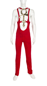 Prince Red Costume
