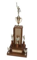 Darlington Win Trophy