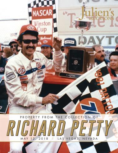 Richard Petty Auction Catalog