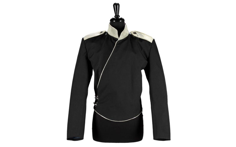MICHAEL JACKSON BRIT AWARDS AND VIDEO WORN JACKET•